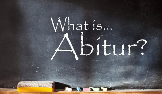 What is Abitur?