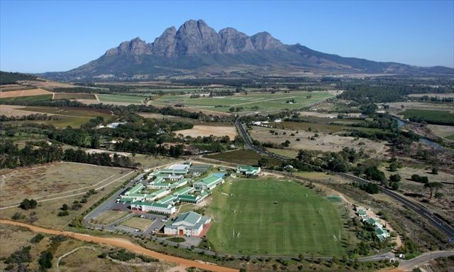 Bridge House School situated in the beautiful Franschhoek Valley